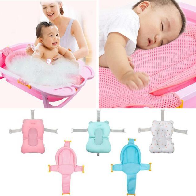 baby bath tub pillow newborn bath