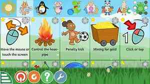 GCompris : I got IT (Educational Software for Children Aged 2 to 10) for Windows