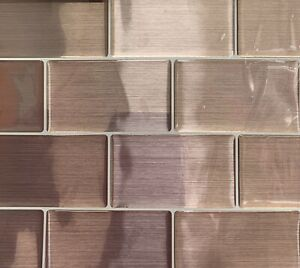 details about new 5pk 3d stick kensington copper subway effect self adhesive vinyl wall tiles