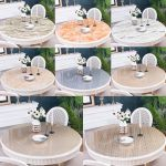 Pvc Tablecloth Protector Table Cover 44 X 90 Crystal Clear For Glass Table For Sale Online Ebay