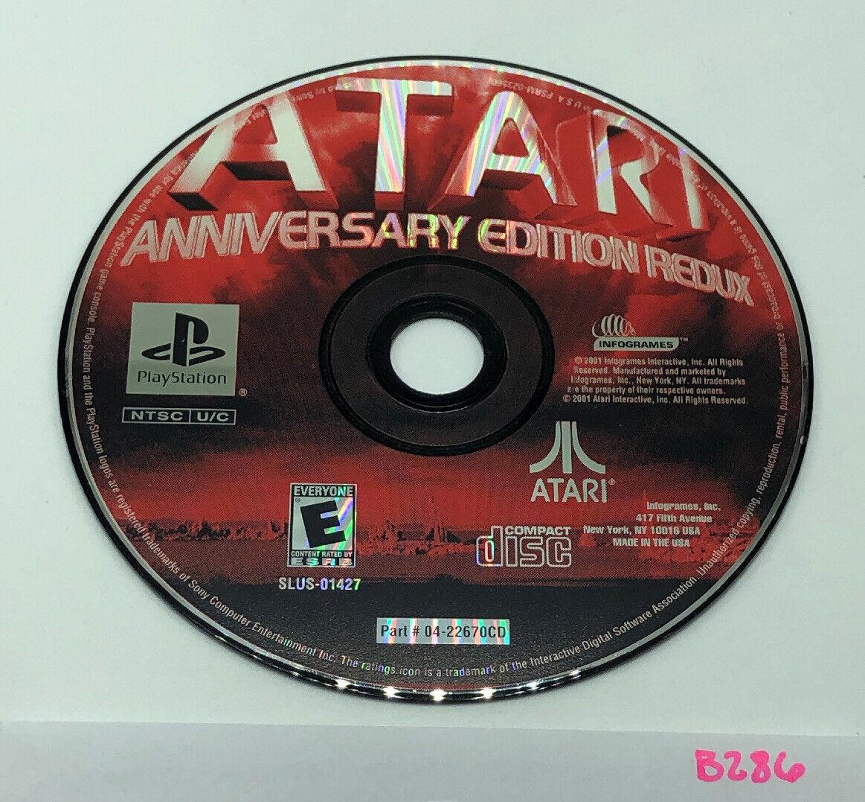 Atari Anniversary Edition Redux (Sony Playstation 1 PS1)