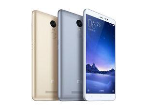Original Xiaomi Redmi Note3 PRO Snapdragon650 Hexa Core Unlocked SmartPhone 16MP