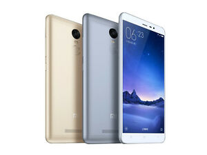 Original Xiaomi Redmi Note3 PRO Snapdragon650 Hexa Core Unlocked SmartPhone 16MP