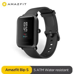 Huami Amazfit Bip S GPS Smart Watch Heart Rate Fitness Monitor 5ATM Waterproof