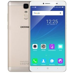 "DOOGEE Y6 Max 6.5"" Android 4G Unlocked Smartphone Octa Core 32G 4300mAh GPS WiFi"