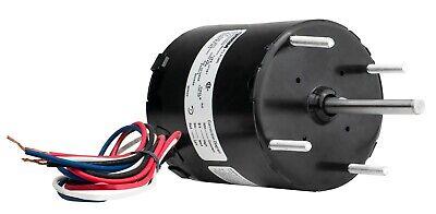 greenheck exhaust fan motor 1 25hp 1500 rpm 3 speed 115v 301462 ebay