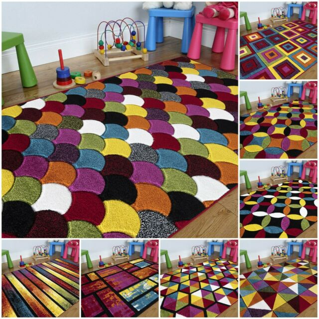 Kids Rugs Non Skid Washable Children Educational Learning Carpet For Playroom Be For Sale Ebay