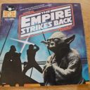 """""""THE EMPIRE STRIKES BACK"""" 24PG READ-A-LONG PB BOOK – 1980 -NO RECORD – BOOK ONLY"""