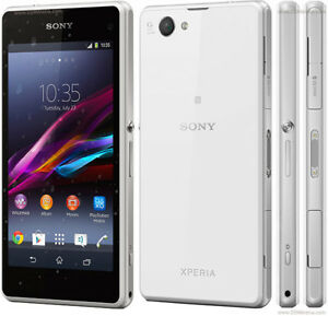 "Sony Ericsson 4.3"" XPERIA Z1 Compact D5503 4G LTE 16GB ..."