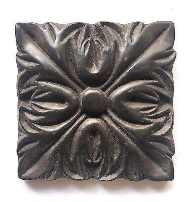 silver rustic 4x4 resin decorative insert tile accessory backsplash wall kitchen ebay