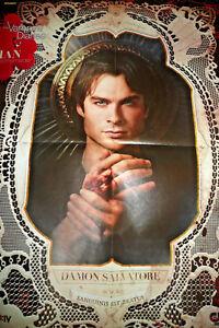 details zu ian somerhalder vampire diaries xl poster neu din a2