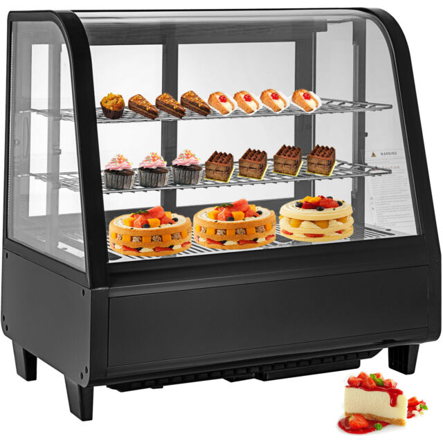 Countertop Refrigerated Dessert Display