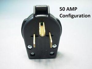 WELDER PLUG 50 AMP MALE NEMA 630P 650P Genuine Cooper | eBay