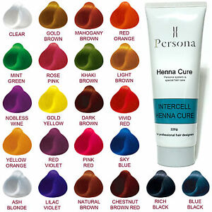hair dye color semi permanent cream natural henna long lasting 220ml 7 7oz ebay