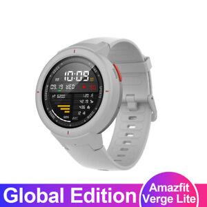 Amazfit Verge Lite Smartwatch English Version GPS Sportswatch New 2019 white