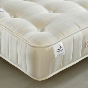 Image Is Loading Hy Beds Supreme Ortho Orthopaedic Mattress Handmade Bonnell