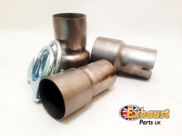 exhaust pipe connector sleeve joiner 1