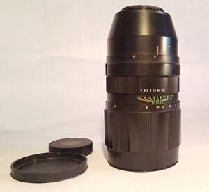 Jupiter 21M 200mm F4 M42 Old USSR Lens used vintage   eBay
