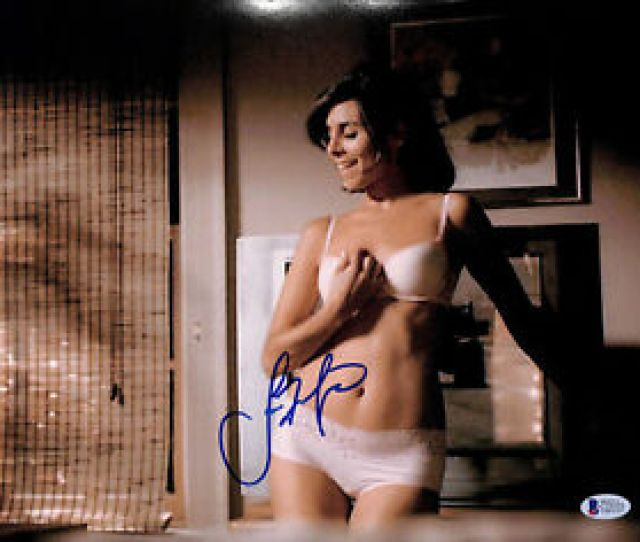 Image Is Loading Signed Autographed Jamie Lynn Sigler The Sopranos Sexy