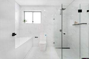 details about marmo carrara polished porcelain tile living room bathroom laundry wall floor