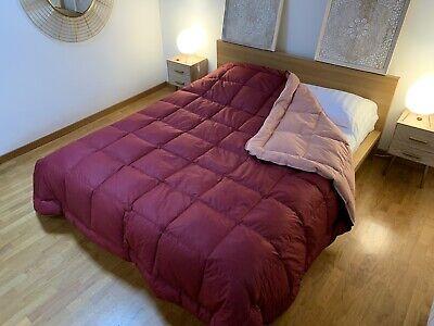 N.845 del 23/1/75 e d.m. Bedding Maxi Trapunta Piumino Matrimoniale Over Size 260x250 Piuma D Oca Sconto 50 Comforters Sets