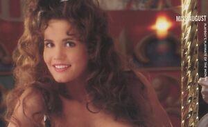 Image Is Loading Playboy Centerfold August 1993 Playmate Jennifer Lavoie Playboy
