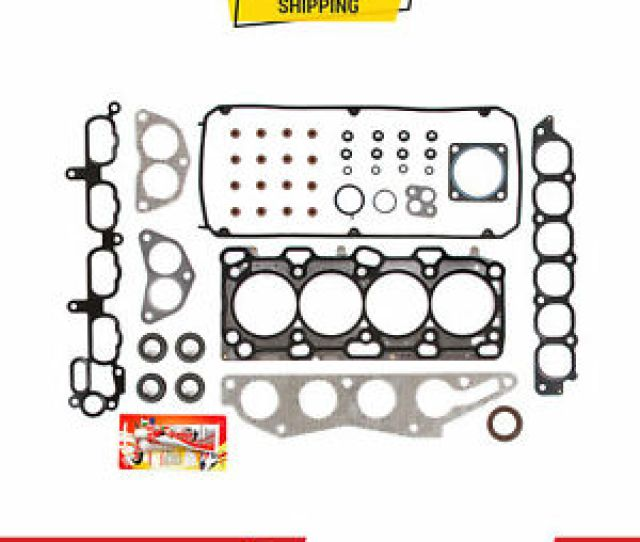 Image Is Loading Head Gasket Set For 04 11 Mitsubishi Galant