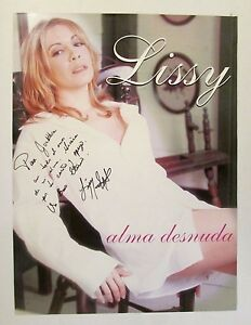 Poster do filme Lissy