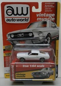 Favorite this post aug 10. 1967 67 Ford Mustang Gt Fastback Uimbldona Belyj Aw Avto Mir Ebay