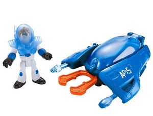 Fisher Price Imaginext Space Alpha Pod spaceship ...