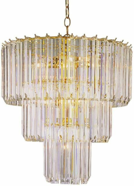 trans globe lighting 9647 polished brass back to basics 9 light 3 tier mini