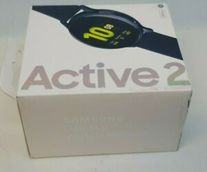 Samsung Galaxy Watch Active 2 SM-R830 40mm Aqua Black