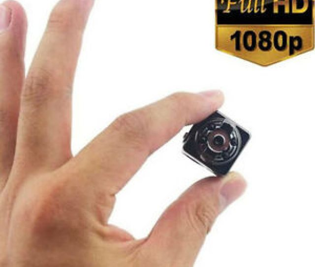 Image Is Loading 1080p Spy Hd Night Vision Tiny Video Recorder