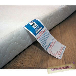 Image Is Loading Quilted Baby Cot Mattress Breathable Thick 120 X