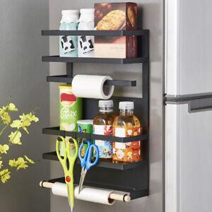magnetic fridge hanging side racks