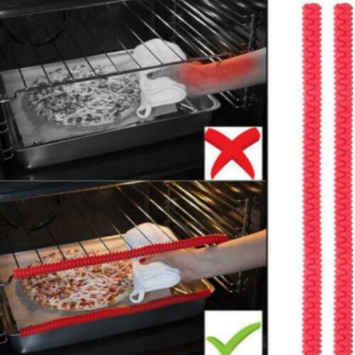 silicone oven rack guards 2 pack oven shelf rack edge liner cover fi