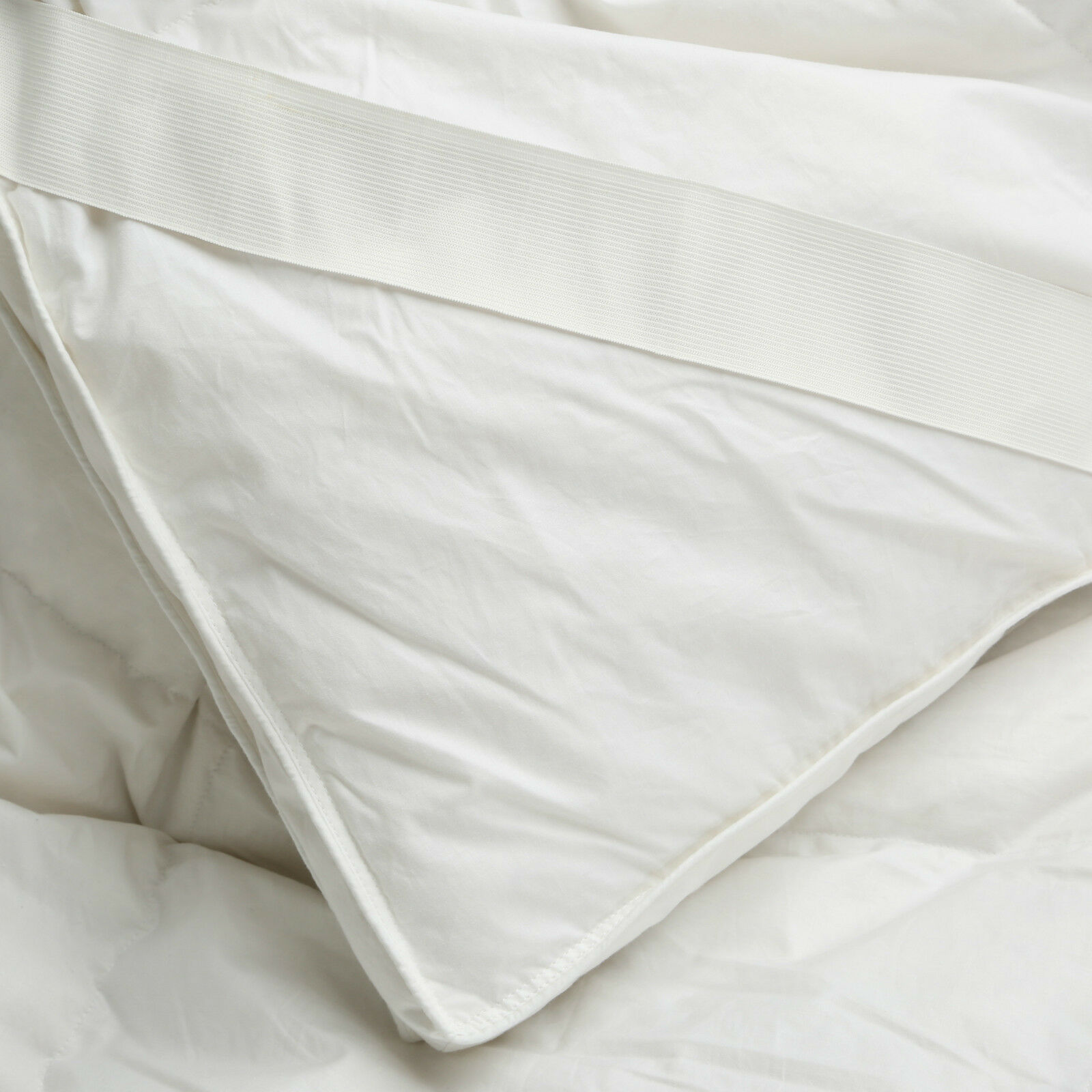 Goose Feather And Down Mattress Toppers Bed Enhancer 50 50