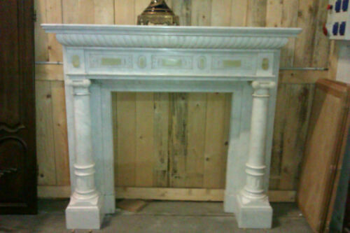 cheminees anciennes en marbre ebay