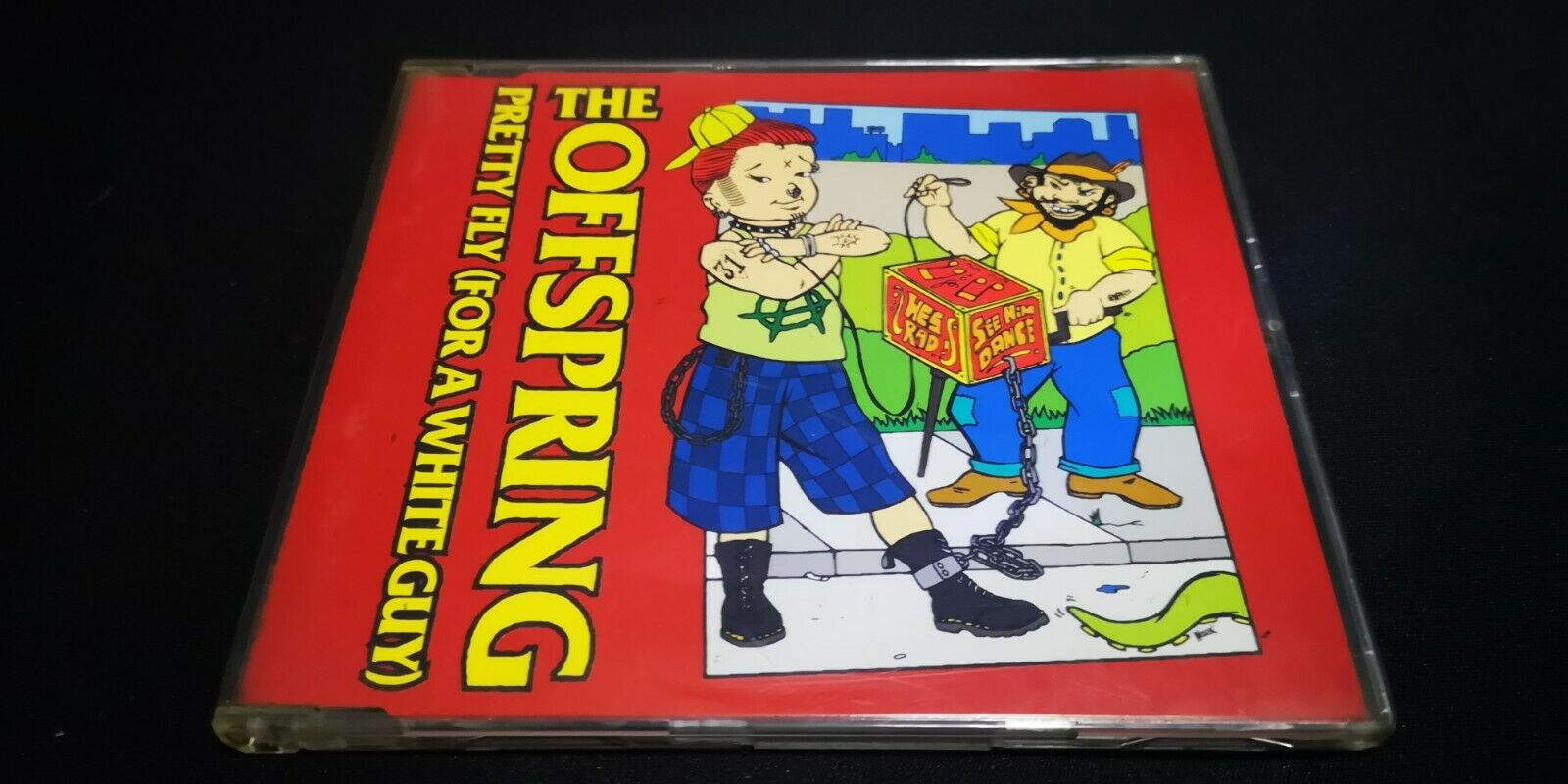 The Offspring ‎– Pretty Fly (For A White Guy) Cd Single