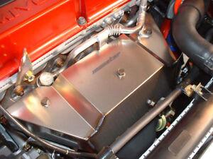 details zu monster sport titanium heatshield mitsubishi lancer evo 4 9 4g63 rare jdm