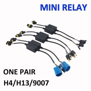 Easy Relay Harness For H4H139007 HiLo BiXenon HID