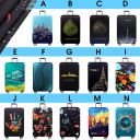 """Luggage Cover Protector Suitcase Travel Cases Cover for Apply to 19""""-32""""  9"""