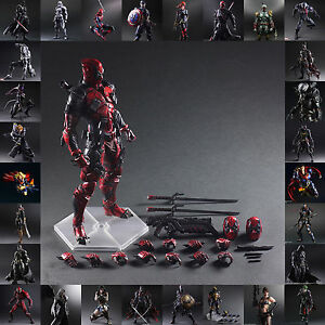 PLAY ARTS KAI VARIANT STAR WARS DC COMICS FINAL FANTASY ACTION FIGURE COLLECTION