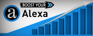 Alexa rank your site 75K in USA to rank your keywords on Google