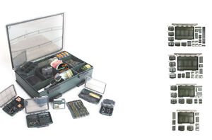 FOX-F-BOX-TACKLE-BOX-DELUXE-SINGLE-DOUBLE-THE-ENTIRE-RANGE