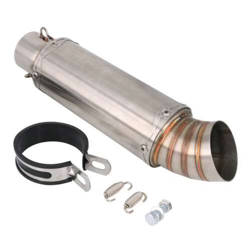vehicle parts accessories exhaust muffler pipe tail for honda ktm yamaha universal bmw ducati motorcycle dr lowinski