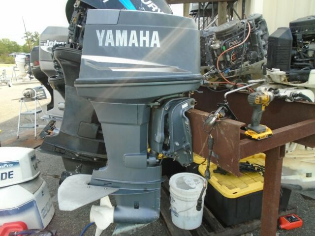 2005 Yamaha 90hp Outboard Motor 20 Inch