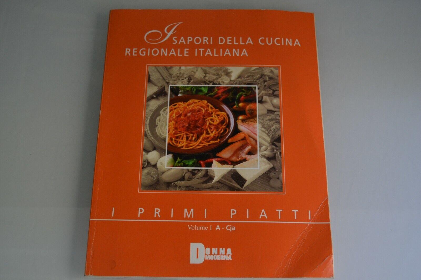 Sapori cucina regionale italiana Primi piatti Donna moderna - LETTERABIT