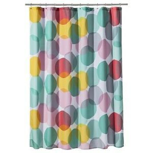 shower curtains collection on eBay  Circo     Overlapping Circles Shower Curtain