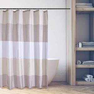 tan shower curtain liner